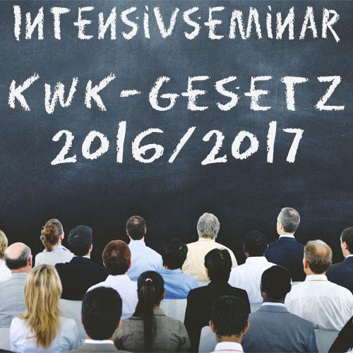 KWK-Gesetz 2016/2017