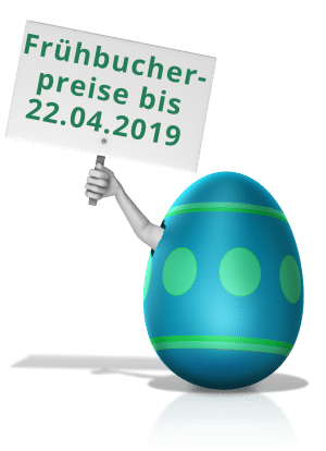 Österliche Frühbucherpreise für BHKW 2019 und BHKW-Planerseminar