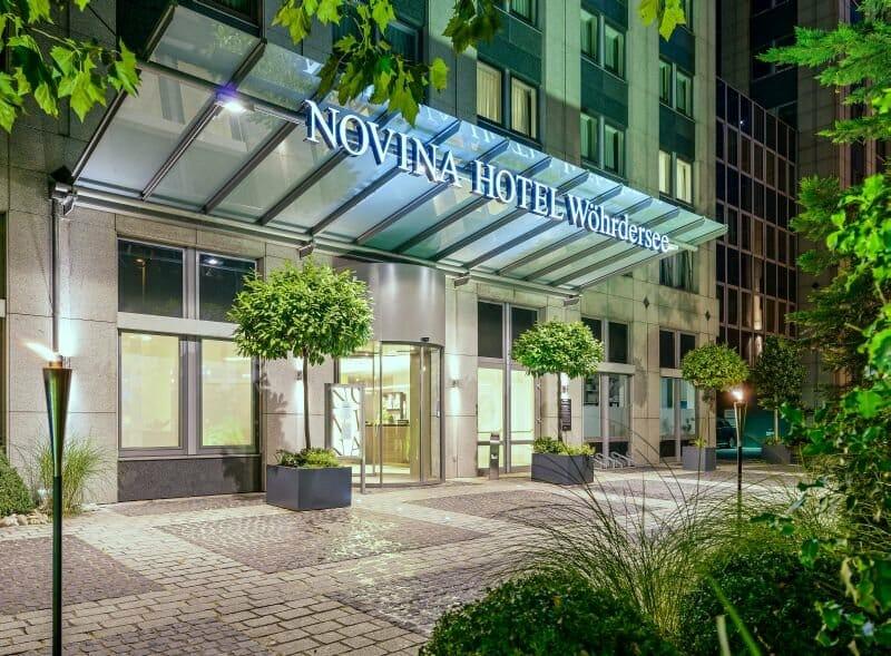 Novina Hotel Wöhrdersee Nürnberg