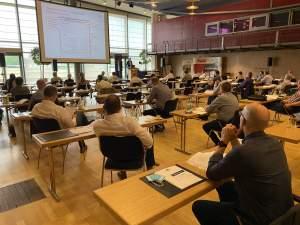 Restart der Präsenzveranstaltungen über KWK-Themen