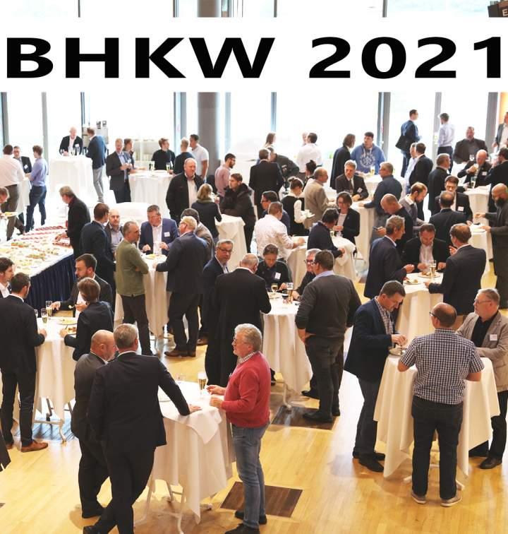 BHKW 2021 – Innovative Technologien und neue Rahmenbedingungen