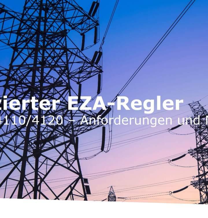 Regelung von Strom-Erzeugungsanlagen - Was sind EZA-Regler? Wann müssen diese eingebaut werden und was ist dabei zu beachten?