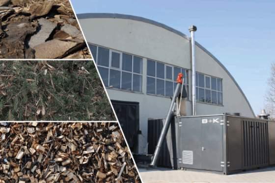Innovative Biomassenutzung in der Quartier- und Nahwärmeversorgung – Chancen einer Verstromung fester Biomasse