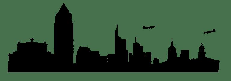 Skyline Oberursel bei Frankfurt a. M.