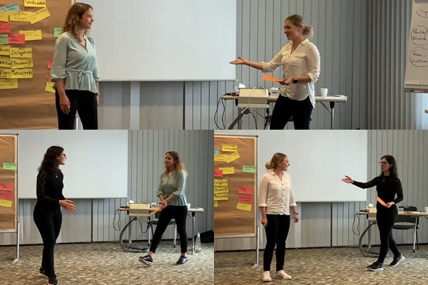 Erfolgreicher Start des Moderations-Seminars in Berlin nach Lockdown